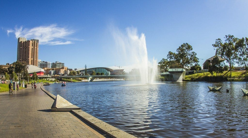 Adelaide - Torrens River