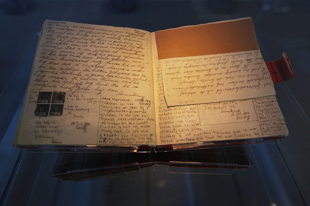 First Diary of Anne Frank