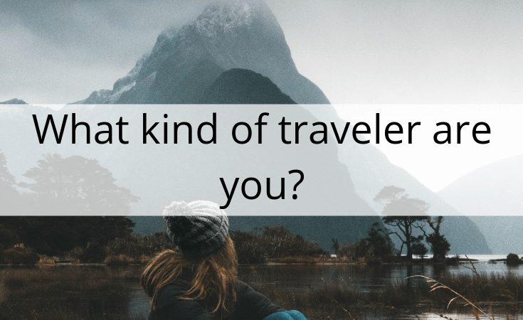 kind of traveler are you