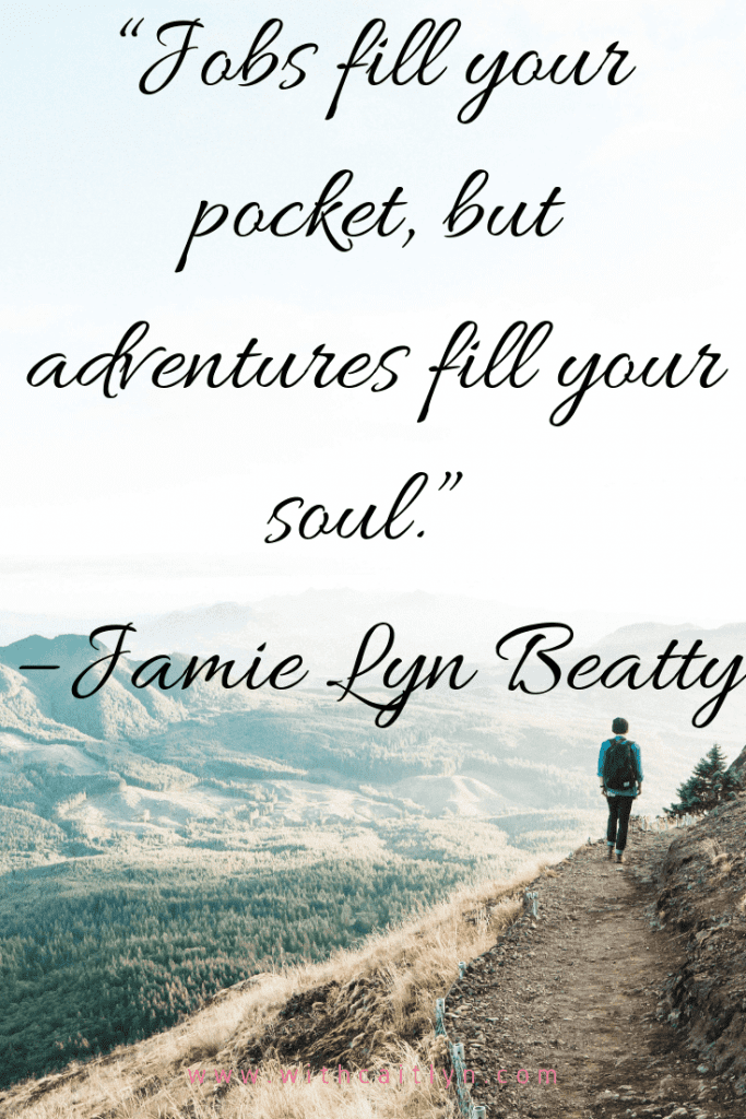travel quote to inspire wanderlust